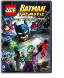 LEGO Batman the movie [DVD]. DC super heroes unite