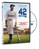 42 [Blu-ray] : the Jackie Robinson story