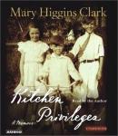 Kitchen privileges [CD book] : a memoir
