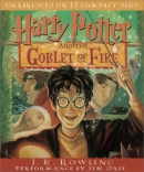 Harry Potter and the goblet of fire [CD book]