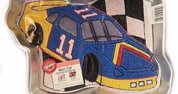 Race Car Cake [mold]