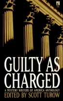 Guilty as charged [large print] : a Mystery Writers of America anthology