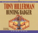 Hunting badger [CD book]