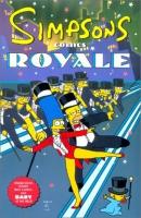 Simpsons comics royale.