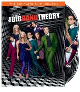 The Big Bang Theory [DVD]. Season 6