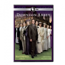 Downton Abbey [DVD]. Season 1