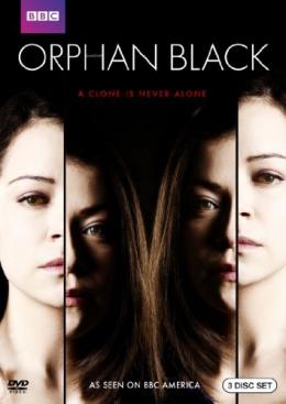 Orphan Black [DVD]. Season 1