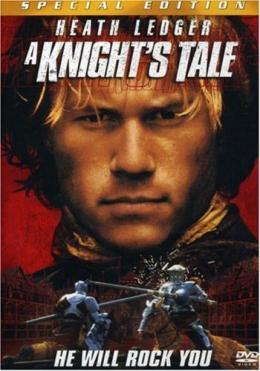 A Knight's Tale [DVD]