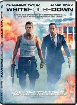 White House Down [DVD]