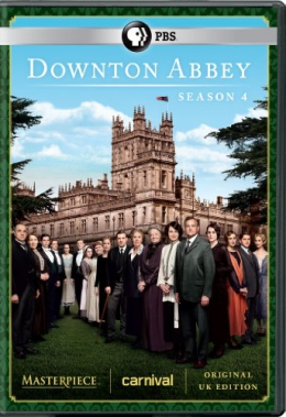 Downton Abbey [DVD]. Season 4
